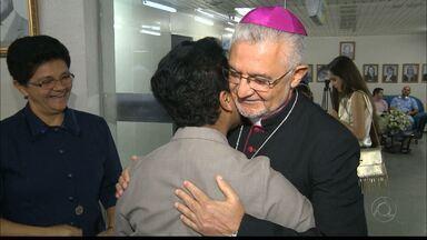 Dom Manoel Delson é anunciado pelo Vaticano como novo Arcebispo da Paraíba - Posse está marcada para o dia 20 de maio.