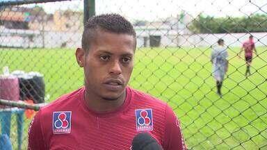Marcel comenta desafio do Tupi-MG contra Atlético-MG - Galo Carijó visita líder do Mineiro na segunda-feira, às 20h, no Independência.