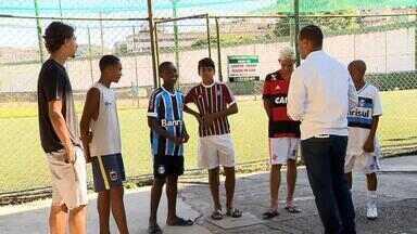 Divisão de base do Sport Club rende frutos no futebol - Escolinha do clube de Juiz de Fora revela novos talentos para o mundo da bola.