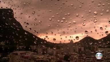 Chuva deixa Rio de Janeiro em estágio de atenção - Chuva deixa Rio de Janeiro em estágio de atenção.