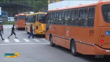 Nova linha de ônibus vai ligar Araucária ao terminal do Pinheirinho, em Curitiba - A linha Begônia-Pinheirinho deve começar a operar em duas semanas.