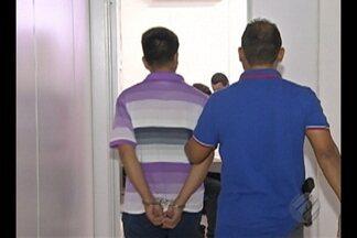 Homem foi preso acusado de ter participado de assalto a uma construção civil em Belém - No dia do assalto, R$ 8 mil, destinados ao pagamento dos operários, foram levados pelos bandidos.