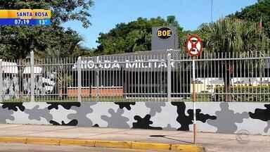 Porto Alegre receberá 400 PMs do interior para reforçar segurança - Policiais deverão chegar nesta semana, segundo Secretaria de Segurança.