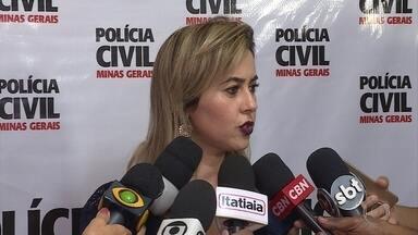 Cantor Victor presta depoimento à Polícia Civil em Belo Horizonte - Artista é suspeito de agredir a mulher grávida.