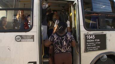 'Minha Vida no Buzu': moradores do Subúrbio Ferroviário reclamam da quantidade de ônibus - Confira o quadro desta terça (14).