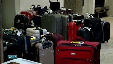 Mudam regras para bagagem em viagem de avião - Consumidor terá que pagar mais. Quem viaja rotineiramente reclama.