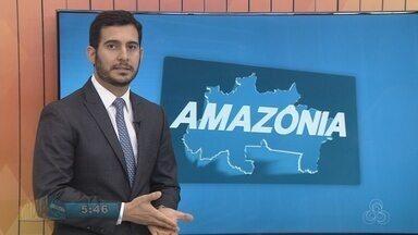 Economista dá dicas sobre saques de contas inativas do FGTS, em Manaus - Luiz Bacellar comenta sobre assunto.