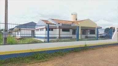 Aulas de creche municipal de Guajará-Mirim são iniciadas - Início do ano letivo foi adiado por causa do atraso das obras no prédio.