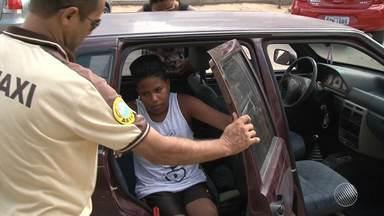 Adolescente atropelado por caminhão no interior recebe alta do hospital - Segundo a mãe do adolescente, a empresa do caminhão não pagou as despesas.