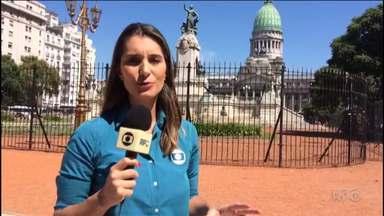 Atlético-PR já está na Argentina para enfrentar o San Lorenzo e a confiança dos argentinos - Equipe do Globo Esporte está ao lado do Furacão, que faz nesta quarta um jogo decisivo contra o San Lorenzo pela segunda rodada da Taça Libertadores da América