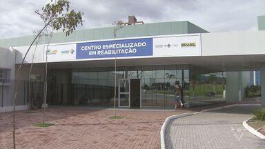 Centro de Reabilitação Física ajuda pacientes em Praia Grande - Local conta com fisioterapeutas, psicólogos e terapeutas.