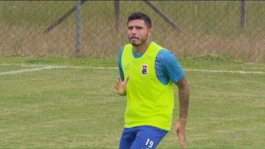 Paraná Clube defende invencibilidade caseira diante do Prudentópolis - Com 100% de aproveitamento dentro de casa no Campeonato Paranaense, Tricolor tem novidades entre os titulares