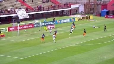 Nova Iguaçu acaba com invencibilidade do Fluminense - Tricolor colocou em campo time formado pelos jovens da equipe