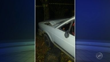 Homem morre em tiroteio com a polícia após furtar carro em Itatiba - Um homem de 21 anos foi morto durante um tiroteio na madrugada desta segunda-feira (20), em Itatiba (SP). De acordo com informações do boletim de ocorrência, ele teria furtado um carro na cidade de Louveira (SP), quando foi abordado em Itatiba (SP).