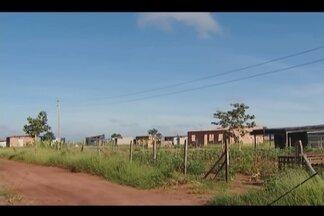 Mais de 50 terrenos estão ocupados por famílias em Uberlândia - Última ocupação foi feita pelo Movimento Luta pela Terra no fim de semana.