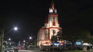 Igreja do Portão é reaberta depois de incêndio - Foram dez anos de restauro e reformas.