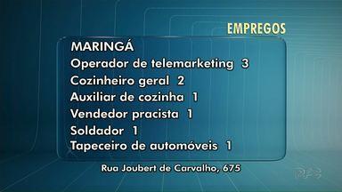 Agências do trabalhador estão com várias vagas para empresas da região - Oportunidades em várias cidades