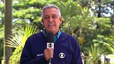 Mauro Naves detalha preparação da Seleção para enfrentar o Uruguai pelas Eliminatórias - Mauro Naves detalha preparação da Seleção para enfrentar o Uruguai pelas Eliminatórias