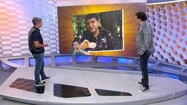 """Fala, Casão: """"Vaga no ataque da Seleção está entre Firmino e Diego Souza"""" - Fala, Casão: """"Vaga no ataque da Seleção está entre Firmino e Diego Souza"""""""