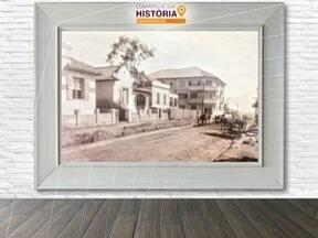 Moradores contam a história de Pres. Prudente por meio de fotografias - Imagens mostram as mudanças do município em 100 anos.