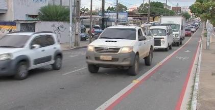 Dirigir com sono pode ser tão perigoso quanto dirigir alcoolizado - AMC e Detran fiscalizam trânsito de Fortaleza.