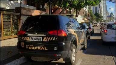PF cumpriu hoje mandados de busca e apreensão na região metropolitana do Recife - É mais uma etapa da operação lava-jato em Pernambuco