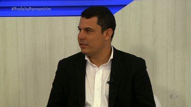 Prefeito de Parnamirim fala de projetos para o município - Tácio Pontes explica prioridades de gestão