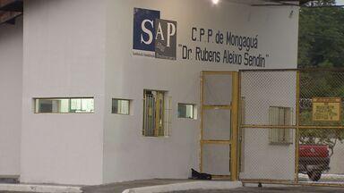 Justiça proibe que novos presos sejam transferidos para o CPP de Mongaguá, SP - Cadeia está superlotada