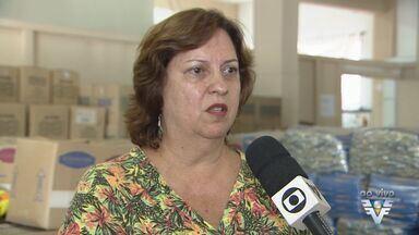 São Vicente muda cardápio e suspende carnes de empresas envolvidas em investigação - Prefeitura decidiu interromper o fornecimento das carnes