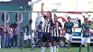 Em casa: Rafael Moura atribui bom aproveitamento à volta a Belo Horizonte - Com atuações determinantes, He-man já tem três gols pelo Atlético-MG