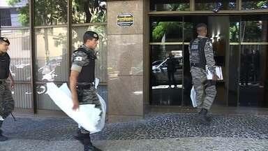 Operação do MP, PM e Fazenda de Minas investiga transporte clandestino de passageiros - A operação envolveu mais de 150 pessoas em Belo Horizonte, Betim, Contagem, Ribeirão das Neves e Uberlândia.