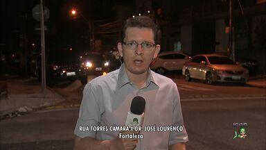 Prefeitura reforça fiscalização nos cruzamentos mais perigosos de Fortaleza - Sinalização nessas esquinas já foi renovada.