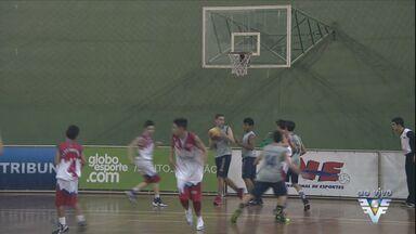 Copa TV Tribuna de Basquete Escolar chega às quartas de final - Etapa ocorre no Ginásio Antonio Guenagua.