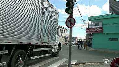 Trânsito do bairro Boa Vista passa por modificações em Garanhuns - Motoristas devem ficar atentos para evitar acidentes