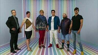 Tá no Ar: a TV na TV - Episódio do dia 21/03/2017, na íntegra - Apresentação de cover do grupo ABBA estrela comercial do 'Tá no Ar'