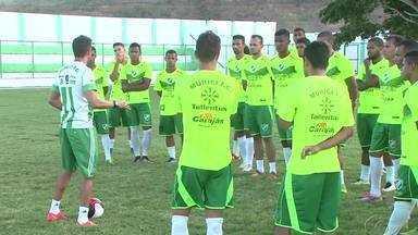 Murici apresenta novo treinador - De volta ao clube Bilu precisa correr contra o tempo para levar o time [a pr[oxima fase do alagoano.