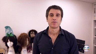 Eriberto Leão relembra momento inesquecível de Chico Anysio - Ator contracenou com o humorista na novela 'Sinhá Moça', em 2006