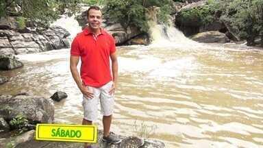 Chamada: #Partiu volta a Redenção neste sábado (25) - Tep Rodrigues mostra as atrações da viagem.