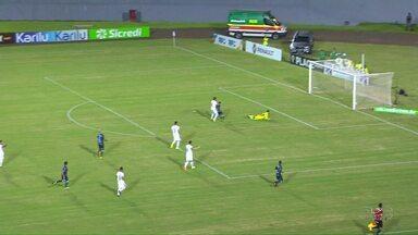 Londrina empata contra o Paraná em 2x2 - Em um jogo com reviravoltas, o Londrina ficou no empate com o Paraná por 2 a 2, no Estádio do Café, na quarta-feira, pela nona rodada do Paranaense.
