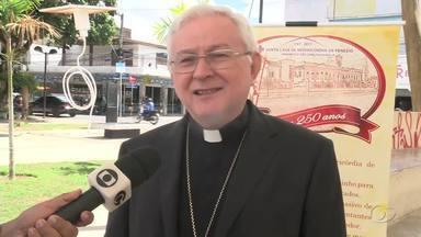 Primeira Santa Casa de Misericórdia de Alagoas comemora 250 anos, em Penedo - Programação especial será realizada para comemorar a data.