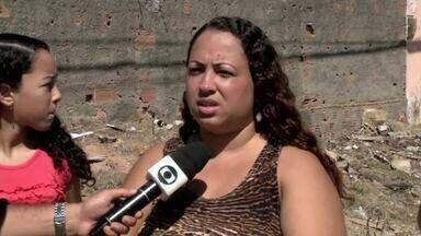 Falta de pavimentação e drenagem continua prejudicando moradores do Sítio São Jorge - Comunidade se queixa do problema.
