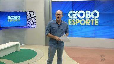 Assista à íntegra do Globo Esporte-CG desta Quinta-feira (23/03/2017) - Veja quais os destaques.
