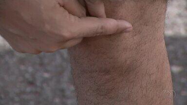 Dores no joelho podem alertar para doenças graves - Dores no joelho podem alertar para doenças graves