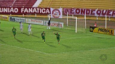 Cuiabá vence União em jogo atrasado e assume a liderança do Grupo B do Mato-Grossense - Cuiabá vence União em jogo atrasado e assume a liderança do Grupo B do Mato-Grossense