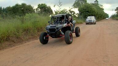 Piloto de MS vai disputar edição histórica do Rally dos Sertões - Piloto de MS vai disputar edição histórica do Rally dos Sertões