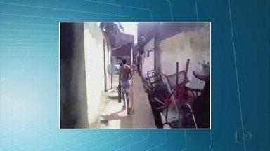 Polícia prende suspeito de agressão a jovem no Recife e procura mais cinco - Jovem de 17 anos foi agredida por traficantes, segundo a polícia.