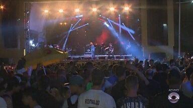 Show na Beira-Mar Norte celebra os 344 anos de Florianópolis - Show na Beira-Mar Norte celebra os 344 anos de Florianópolis
