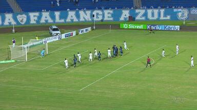 PSTC fecha a rodada do Campeonato Paranaense contra o Coritiba - Rodada foi movimentada, com o Londrina empatando em 2 a 2 contra o Paraná Clube.
