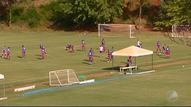 Dupla Ba-Vi tem jogos no interior do estado neste domingo (26), pelo Campeonato Baiano - Veja mais informações dos jogos da nona rodada da disputa.