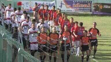 CEO recebe o Santa Rita em Olho d`'Água das Flores - Equipe de Boca da Mata empatou e conseguiu a vaga.